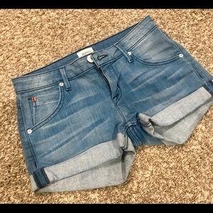 Hudson cuffed shorts